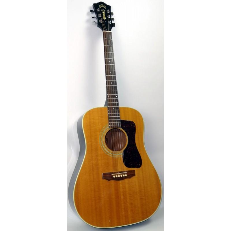guild d 40 c1980 acoustic guitar frailers guitar banjo shop. Black Bedroom Furniture Sets. Home Design Ideas