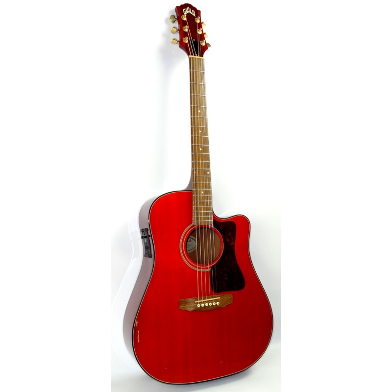 Guild DC-1E Acoustic Guitar