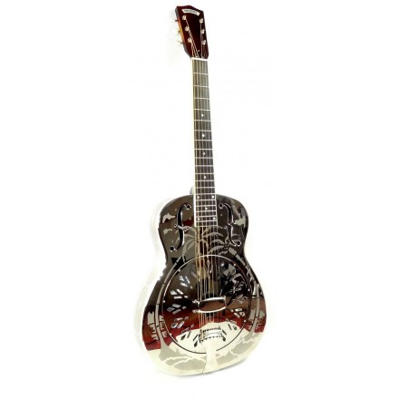 National  Style O-14 Resonator new