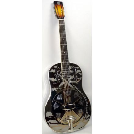 National Style O 12 Resonator Guitar